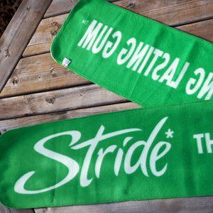 Rare Stride Gum Scarf Winter Scarf fleece long win